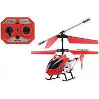 Вертолет на р/у King Red аккумулятор пульт управления и запасной винт (33008RED-RT)