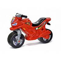 Беговел мотоцикл ORION Детский велосипед 2 х колесный Red (501-1R-RT)