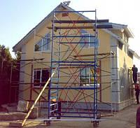 Фасадные работы Бровары