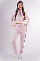 Спортивный костюм 102R008 цвет Персиковый