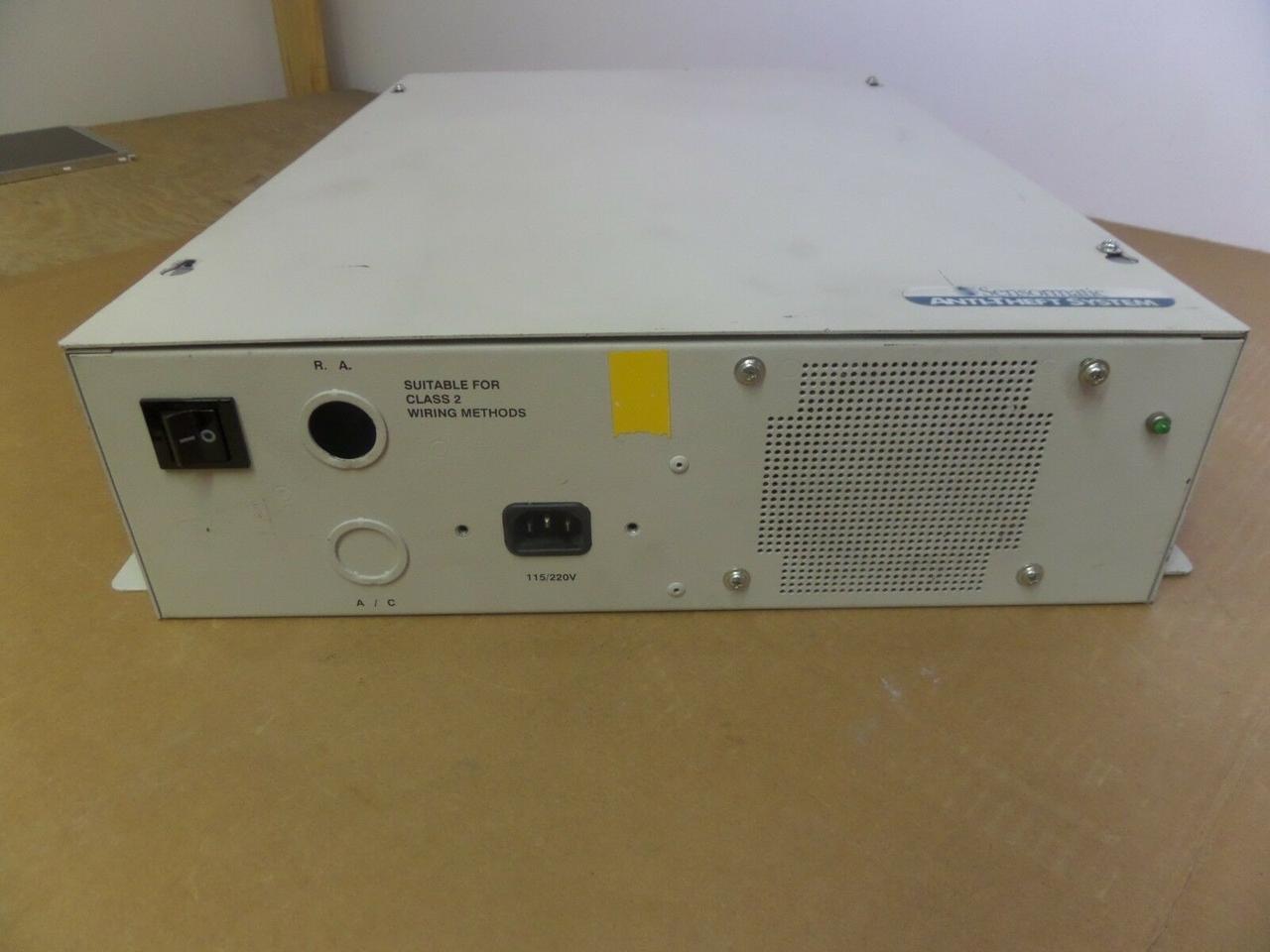 Блок управления антикражных антенн Sensormatic ZEUPPLUS-E3 0309-0071-03 Контроллер б/у