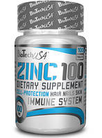 BioTech Zinc100 mg 1 tab