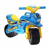 Беговел Doloni Мотоцикл SPORT Разноцветный (0138/10-RT)