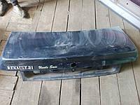 Renault 21 Крышка багажника