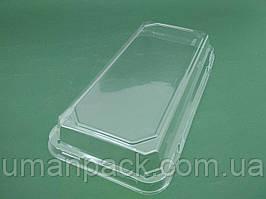 Кришка пластикова SL333PK 243*110*17 для упаковки 333BL (50 шт)