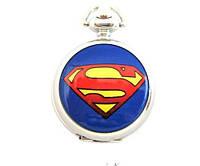 Часы карманные Супермен