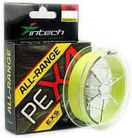 Шнур Intech All-Range PE X-4 150 м #0,4/0,10 мм 2,72 кг/6 lb