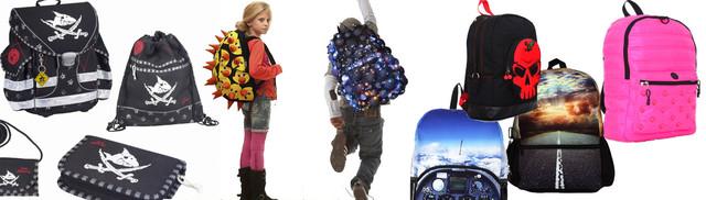Детские сумки и чемоданы на колесах, школьные ранцы, рюкзаки