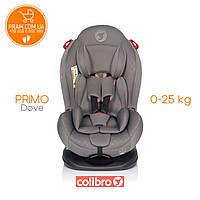 COLIBRO PRIMO автокресло группы 0-1-2 (0-25 кг) Dove Серый