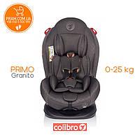 COLIBRO PRIMO автокресло группы 0-1-2 (0-25 кг) Granito Темно-серый