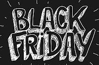 27 и 28 ноября Черная пятница! Скидки до 40%!