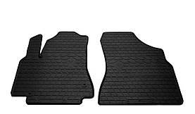Передние резиновые коврики Citroen Berlingo 2008- Stingray (2шт/комп)  1016172