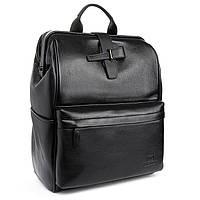 Городской кожаный рюкзак среднего размера Bretton арт. 31702