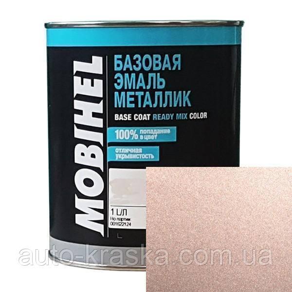 Автокраска Mobihel металлик 670 Сандал. 0.1л