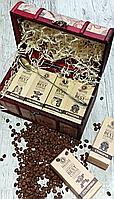 Кава подарунковий набір: 4 Країни, фото 1