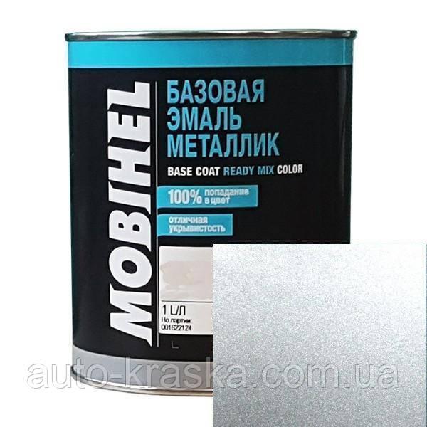 Автокраска Mobihel металлик Сильвер.0.1л