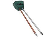 Анализатор почвы PH-метр, влагомер,люксметр для почвы механический 3 в 1, фото 3