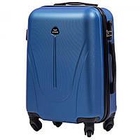 Чемодан Wings 880 Маленький (S) синий, фото 1