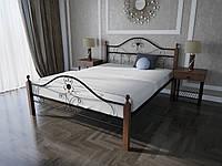 Кровать двуспальная Патриция Вуд в спальню