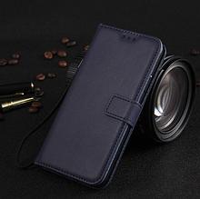 Чехол - книжка для Xiaomi Mi 9 SE Цвет Тёмно-синий