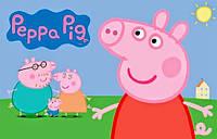 Добрый мир Свинки Пеппы!