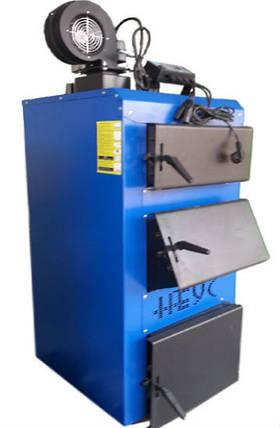 Котел твердотопливный Неус Вихлач 25 кВт длительного горения, фото 2