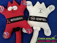 Подарок Кот Саймона игрушка в автомобиль по мотивам сериала Simon's Cat