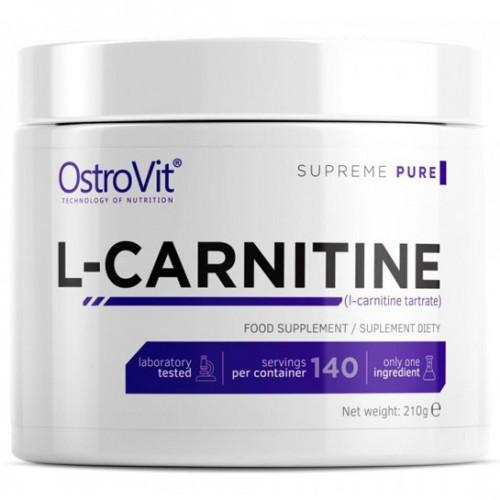 Карнитин OstroVit - L-Сarnitine (210 грамм)