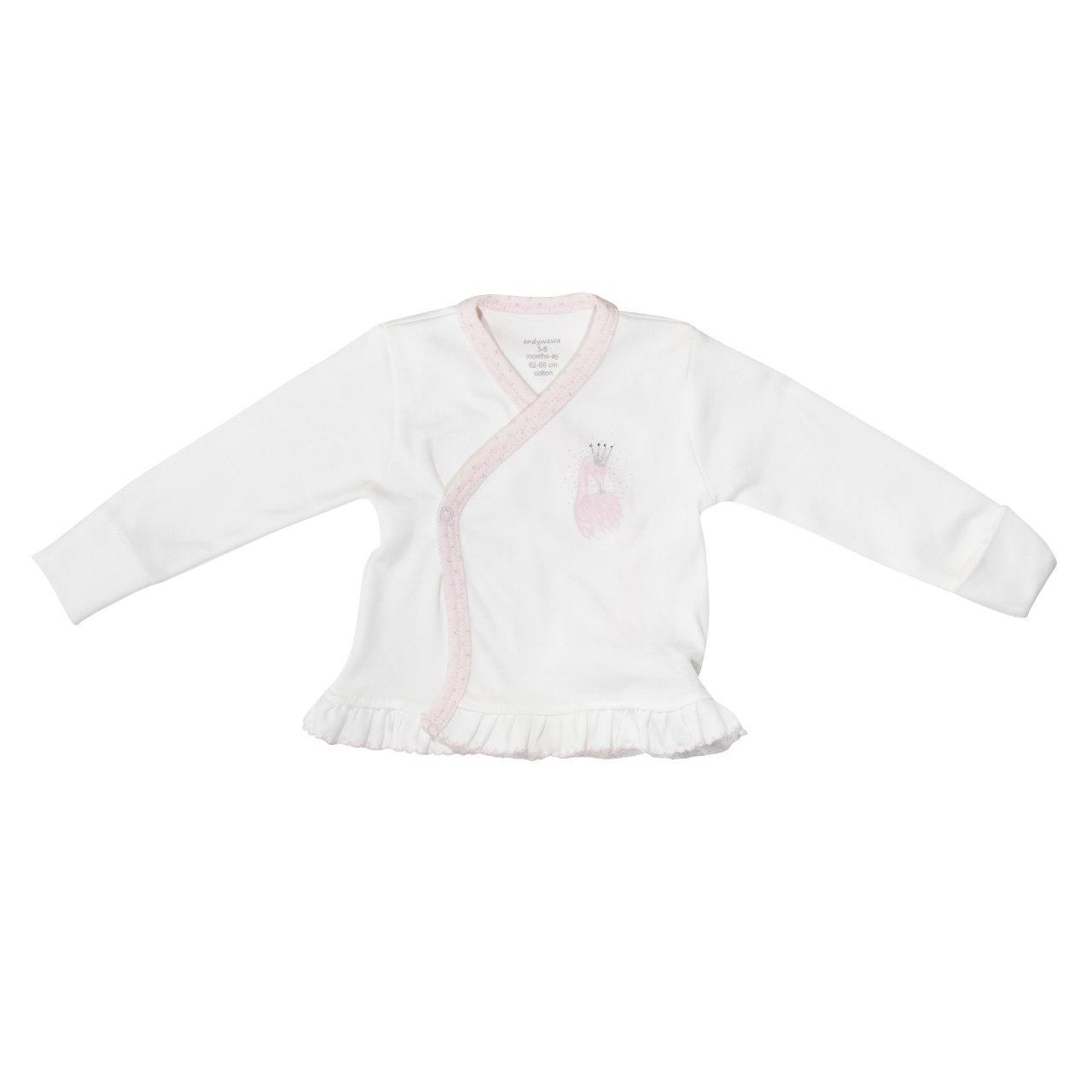 Сорочечка для дівчинки, розмір 0/3, 3/6 міс..