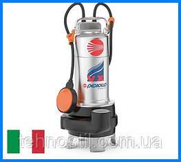 Насос фекальный Pedrollo VXm 10/35 (24 м³, 11 м, 0.75 кВт)