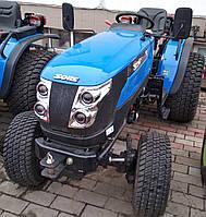 Solis 26 с газонно-парковыми шинами, фото 1