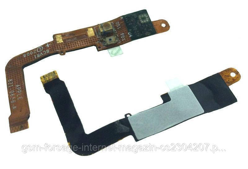 Шлейф iPhone 3G / 3GS for speaker + IC sensor