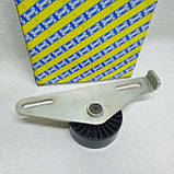 Ролик натяжний ГРМ підшипник зубчастого ременя Логан 1.4, Симбол, Меган, Кенго SNR, фото 3