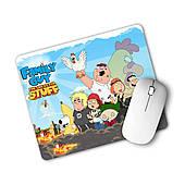 Коврик для мышки Family Guy (Гриффины) (986-102)