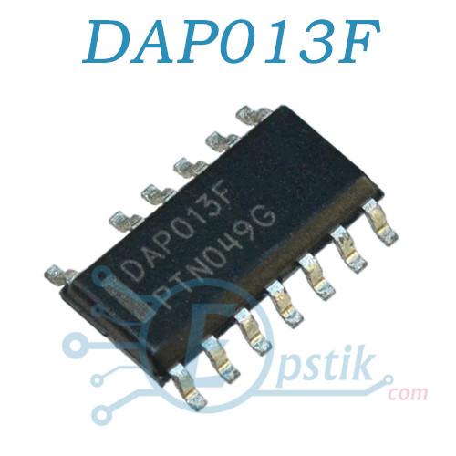 DAP013F, PWM контроллер питания, SOP13