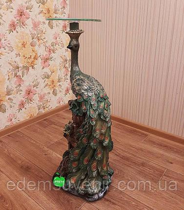 Стол журнальный Павлин Б, фото 2