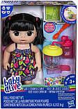 Baby Alive Пупс кукла с блендером азиатка Sweet Spoonfuls Asian Baby Doll Girl, фото 2