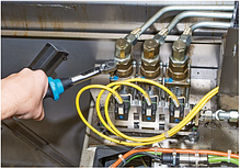 "Ключ динамометричний HAZET 5107-2CT 1/4"" 1-9 Nm, фото 3"