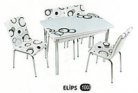 Комплект обеденной мебели ELIPS  1003