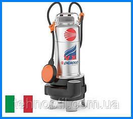 Насос фекальний Pedrollo VXm 15/35 (30 м³, 14 м, 1.1 кВт)