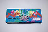 Набор резиночек для плетения Rainbow Loom 600 шт. (станок-эксперт)