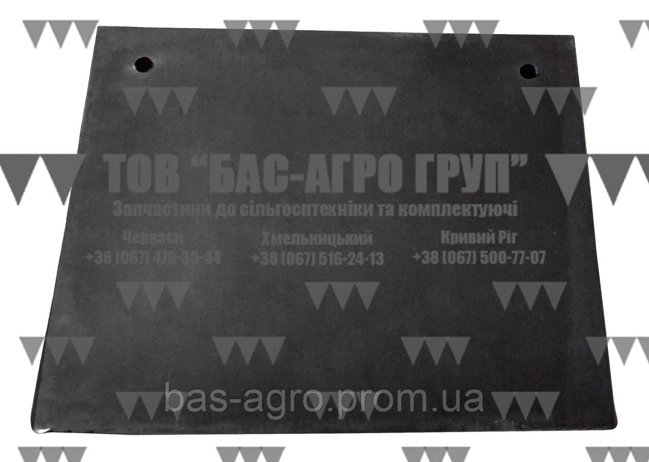 Защитная резиновая пластина ножа фрезы 280мм Geringhoff 511360 аналог