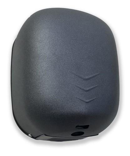 Сушилка для рук чёрный метал VAMA STREAM DRY UV NF