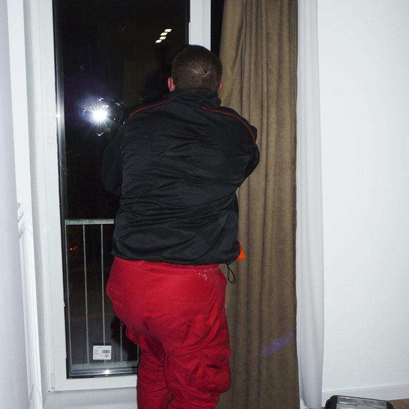 Ремонт двери пластиковой на балкон