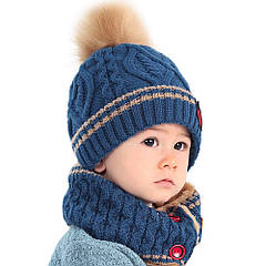 Детские шапки оптом от 7км - лучшее соотношение цены и качества