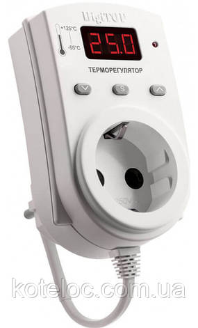 Цифровой терморегулятор DigTOP, фото 2