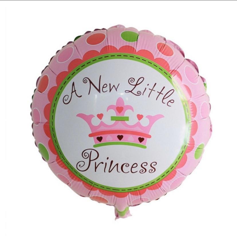 "Воздушный шар ""A new little Princess"""