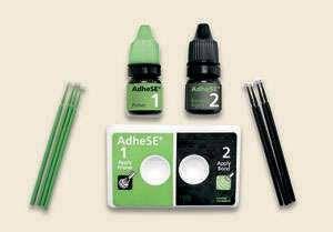 AdheSE Single Bottle Intro pack Двухкомпонентный адгезив, набор 5г+ 5г+ аксс, Ivoclar Vivadent.