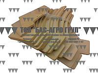 Щитки резиновые Fantini 13813 аналог