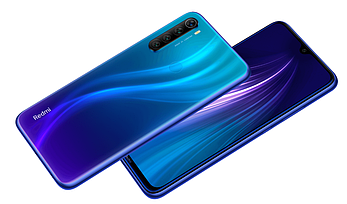 Xiaomi Redmi Note 8 4/128GB Blue Global Гарантия 1 Год, фото 3